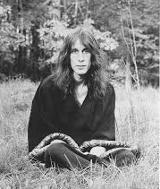 Todd Rundgren.  Image via goldminemag.com.