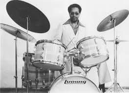 Jazz maestro Alan Dawson, whose teaching has reached generations of drummers.  Image via blogorhythms.wordpress.com.