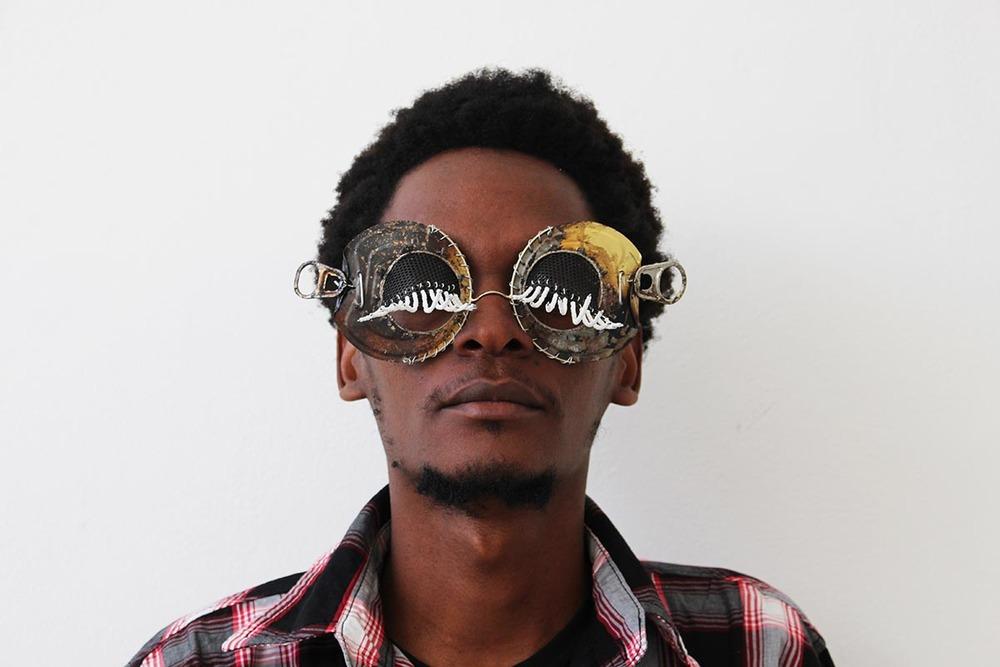 """""""Africana Eyelashes,"""" 2014 image via ckabiruart.daportfolio.com"""
