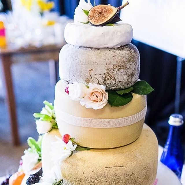 Guys. This is a wedding cake - made out of cheese wheels !!! THIS IS NOT A DRILL PEOPLE ! @righteouscheese one of the fabulous @unionmarketdc members will be joining us again this year showing off these beauties and - of course - serving up samples of their RIGHTEOUS collection! Grab your ticket before it's too late! AND SAY CHEESE ! www.achicaffaironline.com #unionmarketdc #iheartdc #madeindc #artisanal #cheese #smallbatch #thinklocal #weddingcake #alternativebride