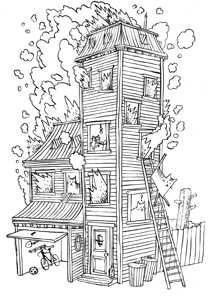 Hot Cat House