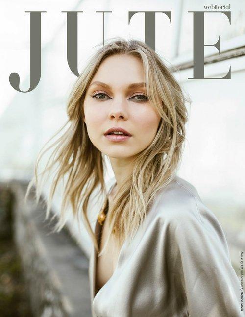"""Jute Magazine  """"Garden Escape""""  Wardrobe + Casting """