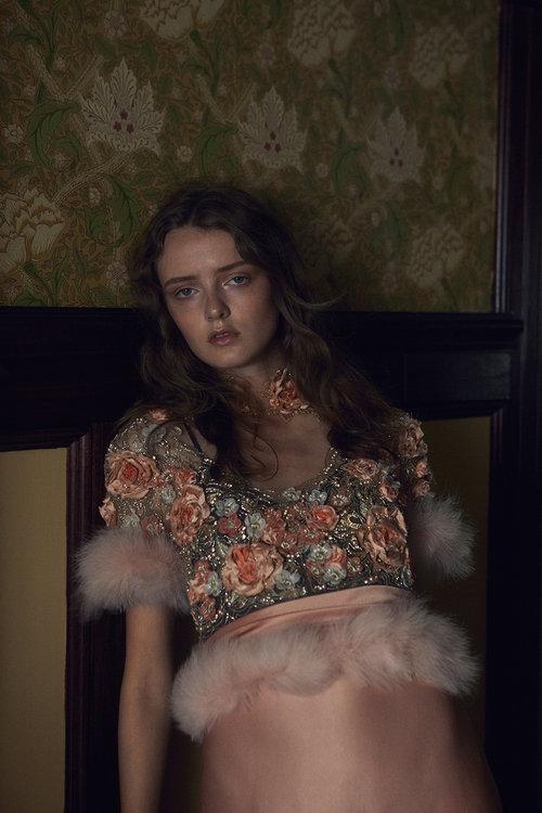 "Monrowe Magazine ""SOLITUDE"" by Danielle St. Laurent   |Casting|"