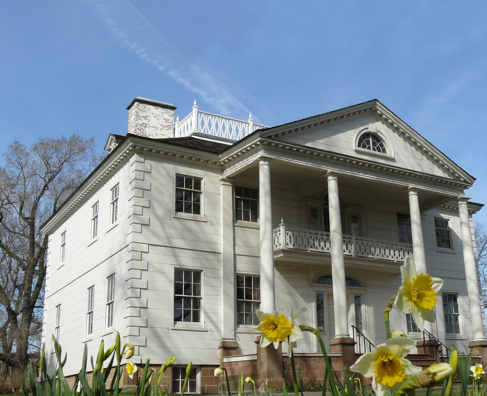 Morris jumel mansion for Mansion house price