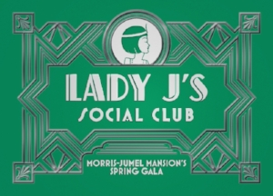 Lady J's Social Club Spring Fundraising Event, May 2016