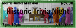 Historic Trivia Night