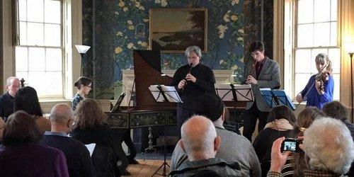 Brooklyn Baroque Concert  , March 18, 2017