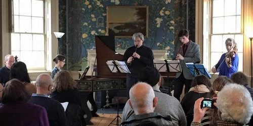 A Holiday Concert with Brooklyn Baroque  , December 10th, 2017