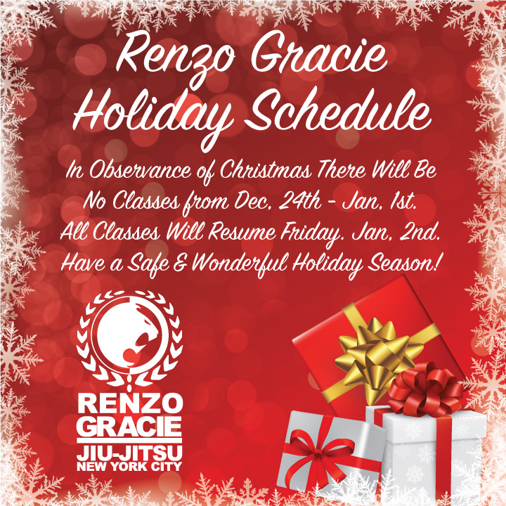 rgfa-holiday-schedule