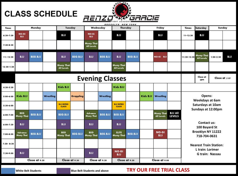 Renzo Gracie-Fight Academy-Schedule 2015.jpg