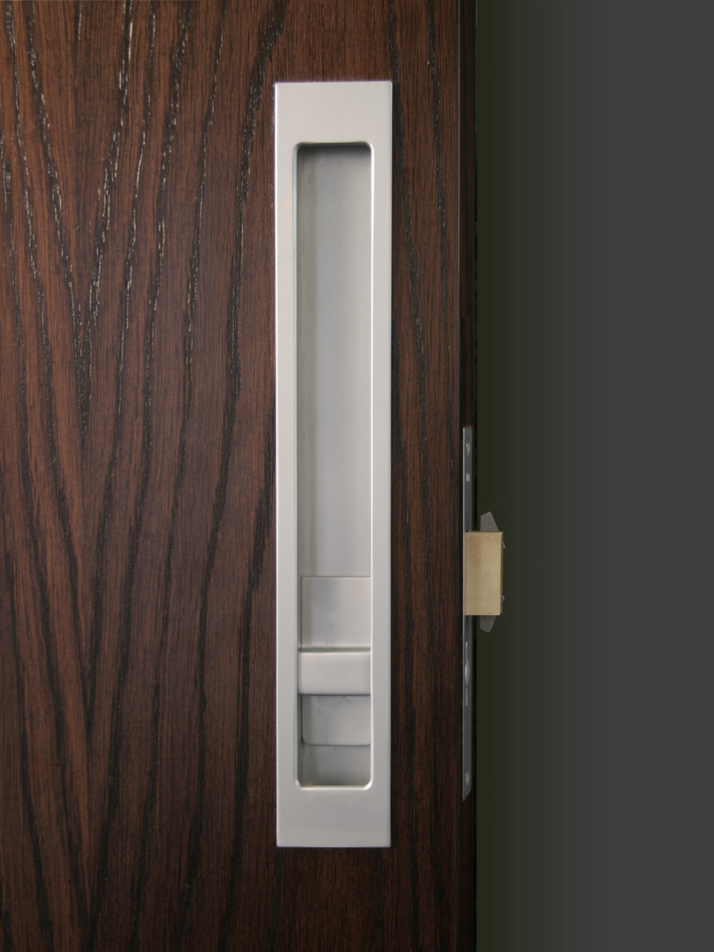 HB 1490/44 : Sliding Pocket Door Privacy Set