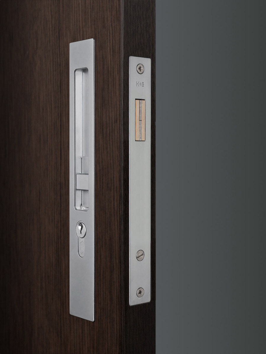 HB 630 : Sliding Door Entry Lock