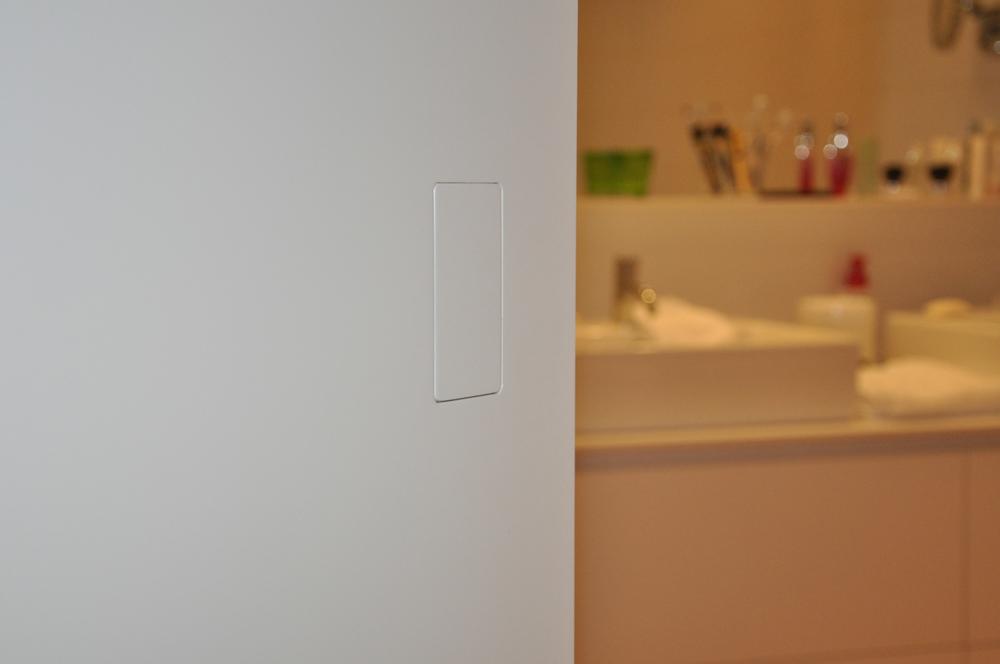 No Ha : Hidden Door Handle U2014 Index D