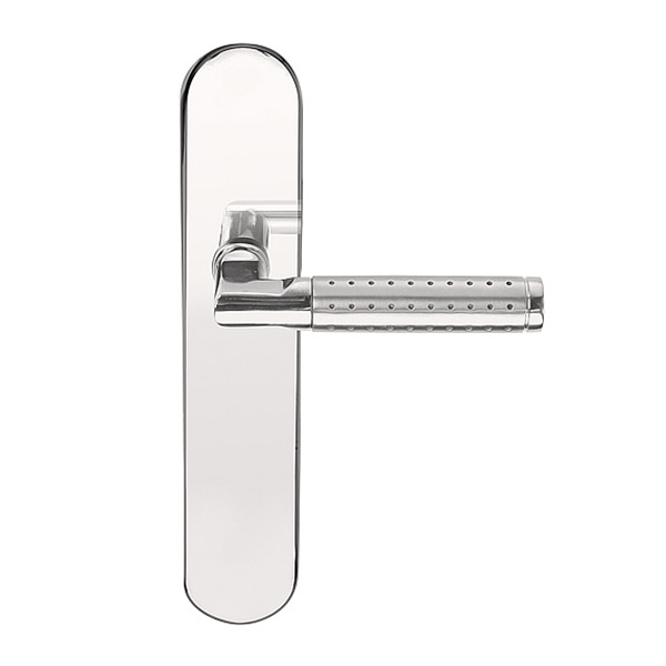 LBXIP13-lever-handle-on-plate-satin-polished-stainless-steel.jpg