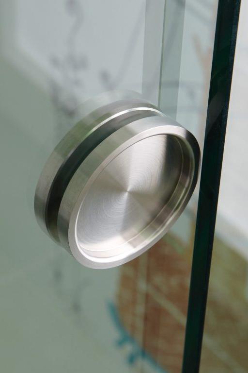 Round Flush Pull : GR.6090