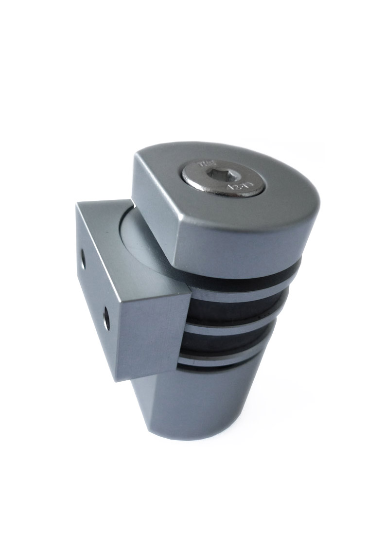 HB 710-L : Tall Magnetic Door Stop