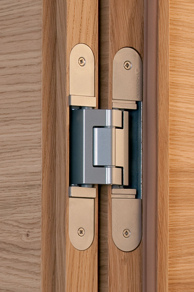 Tectus Concealed Hinges Index D