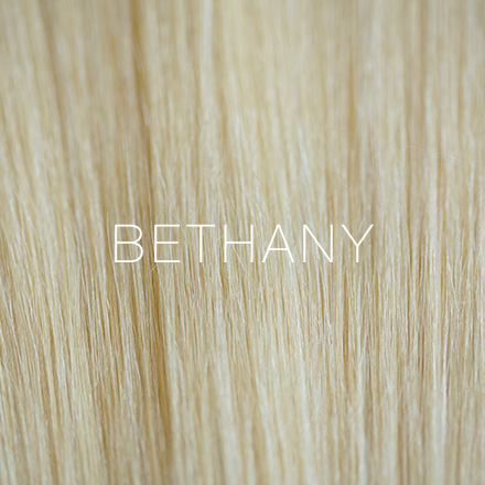 THM Hair Extensions - Color Bethany
