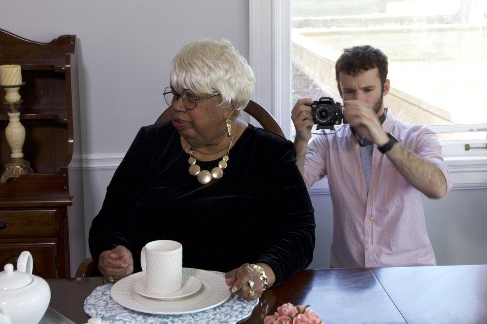 Media Relations *Dres talking to camera man at Eastview Mall* - XXXXXXXXXXXXXXXXXXXXXXXXXXXXXXXXXXXXXXXXXXXXXXXXXXXXXXXXXXXX