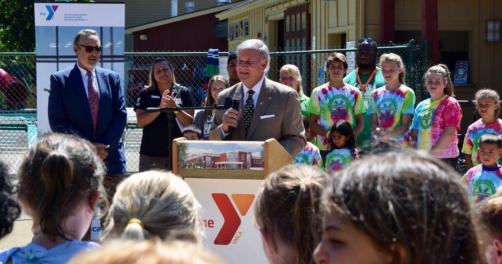 Sen. Rich Funke shares why he directed $1 million to the new Y.jpg