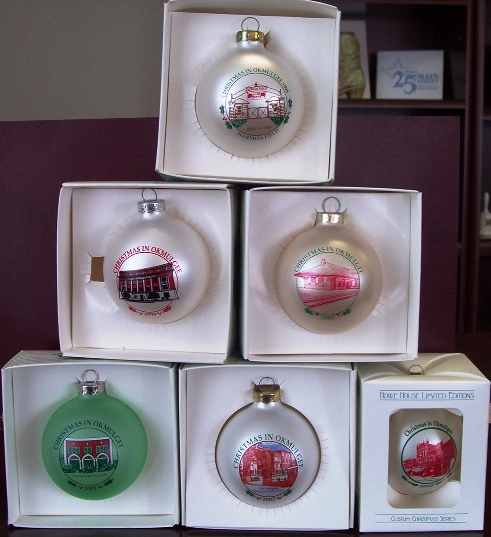 Keepsake Ornaments $5.00