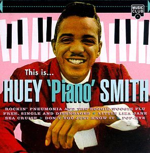 huey piano smith