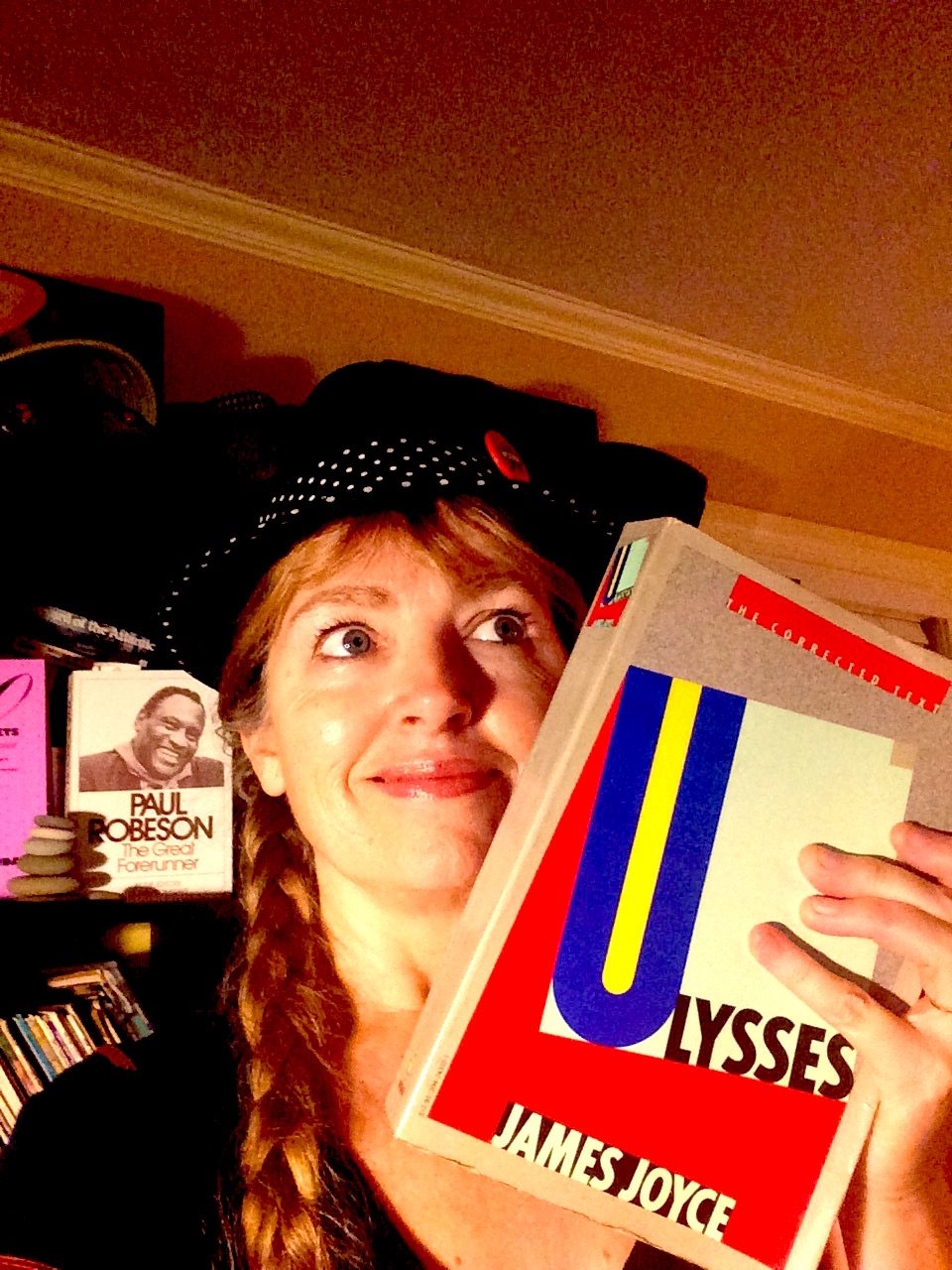 Anne McCueSongs on the WireTuesdays, 10 AM –12 PMUlyssesJames JoyceSylvia Beach -