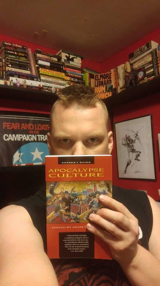 DJ AdamBody to BodyFridays, 9–10 PMApocalypse CultureEdited by Adam ParfreyFeral House -