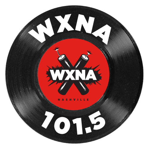 Everyone who donates to the pledge drive will receive an exclusive, limited-edition WXNA sticker! -
