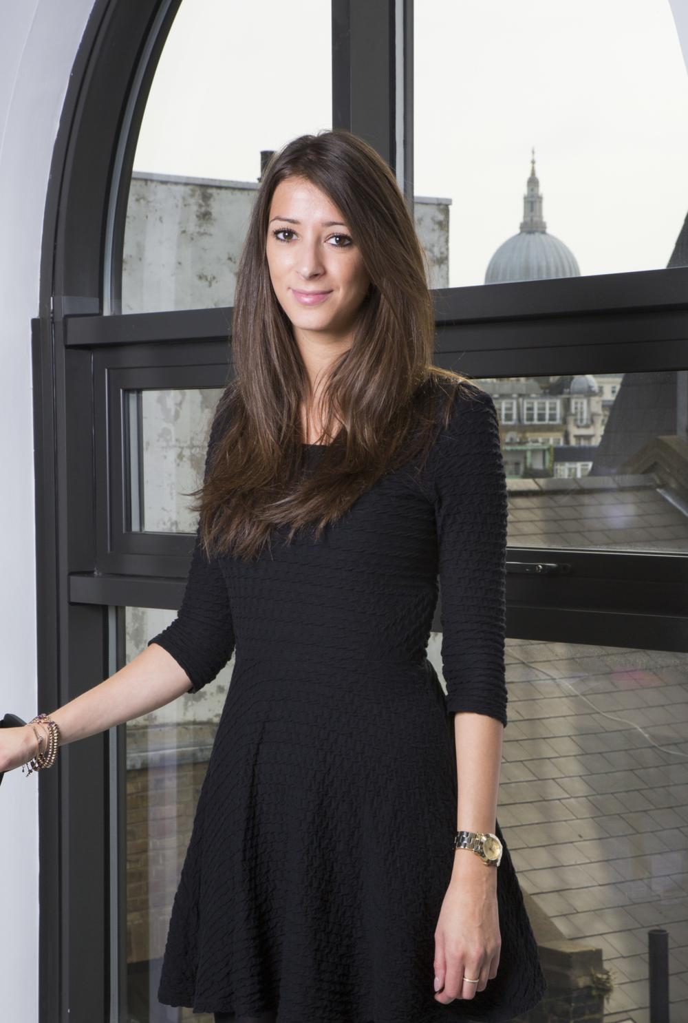 Alexandra Protopapas  Office & Facilities Manager