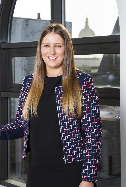 Jade Parrish  Accounts Assistant