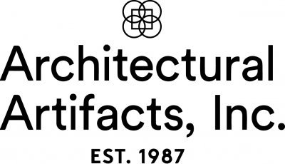 Architectural Artifacts, Inc. logo after