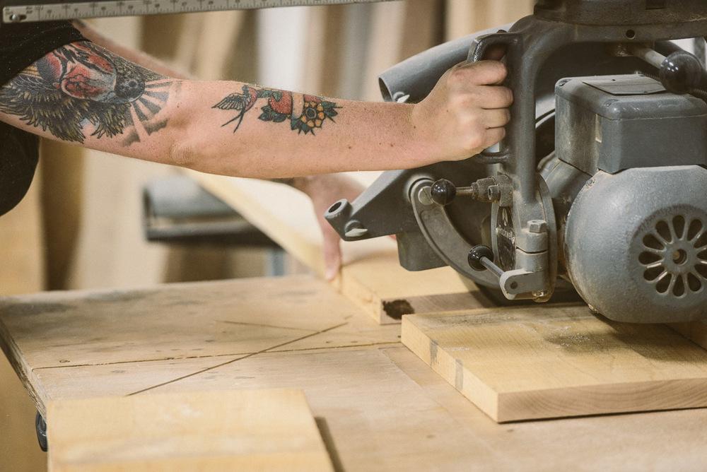 Swaine Street Woodworking