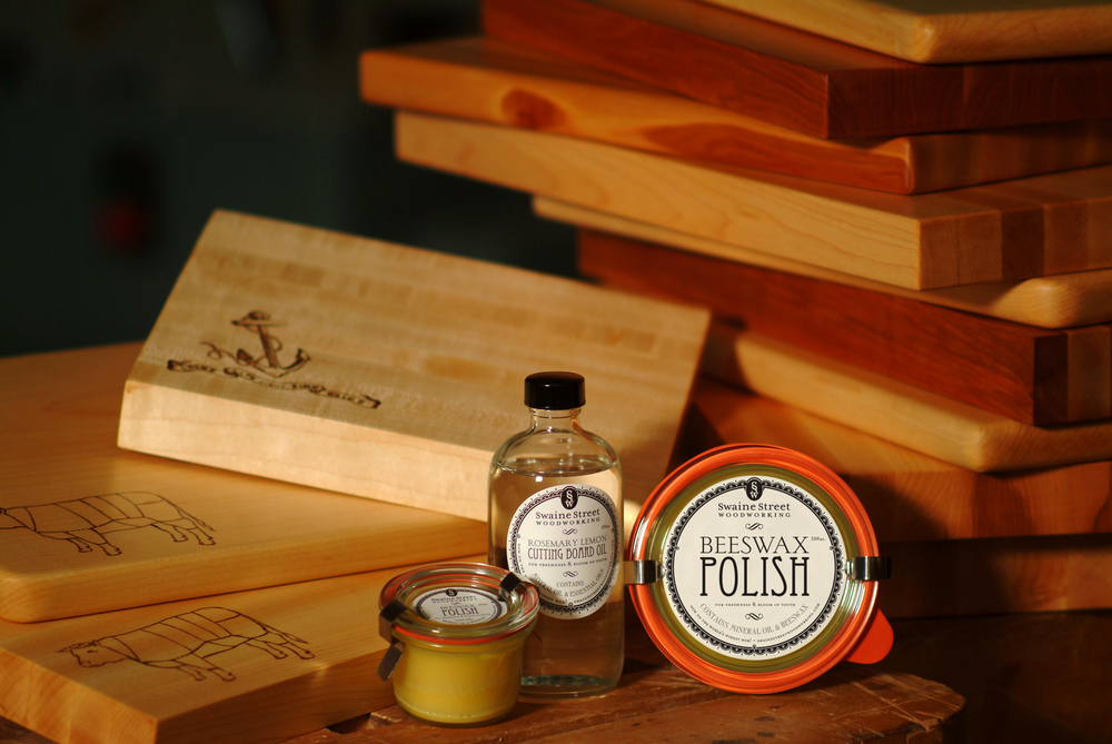 Cutting Board Care Products