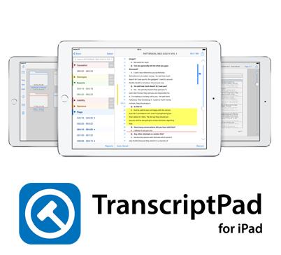 TranscriptPad