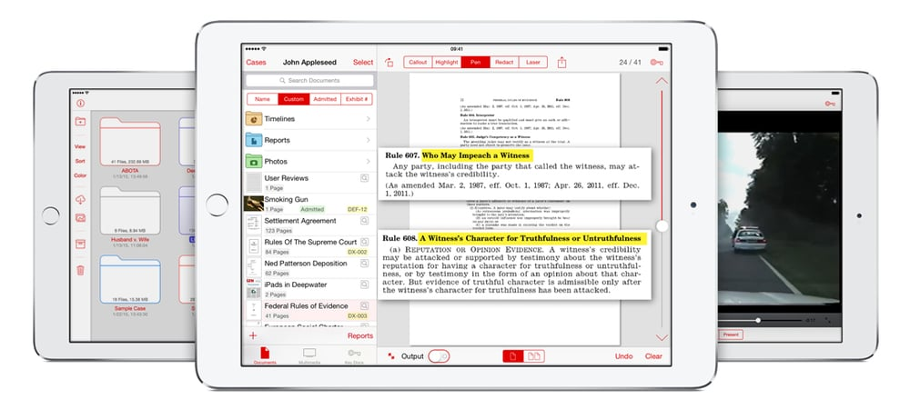 TrialPad for iPad