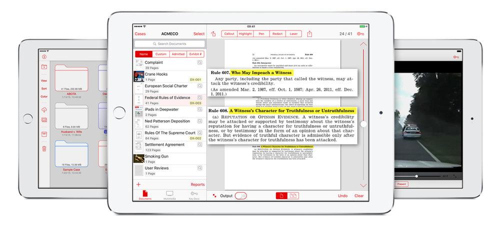 TrialPad for iPad