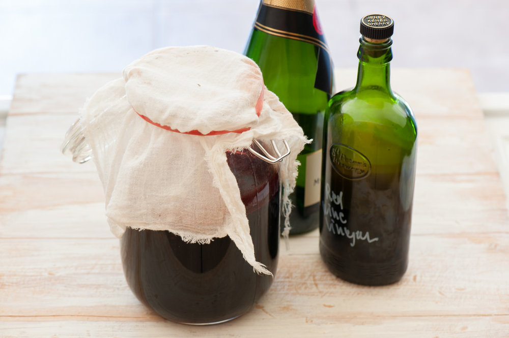 Wine vinegar