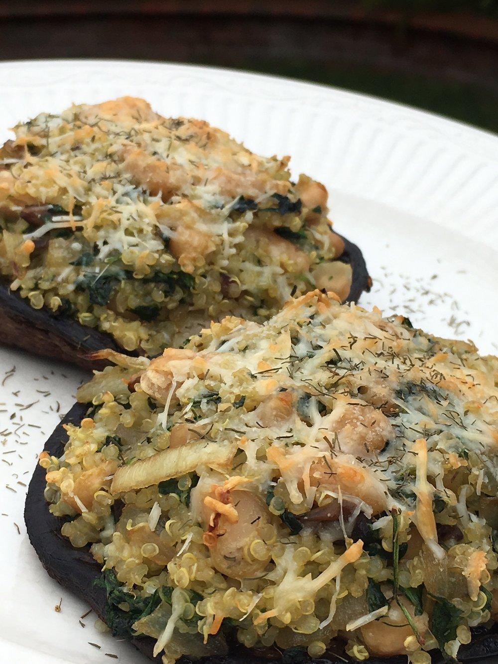 quinoa dilly stuffed mushrooms.JPG