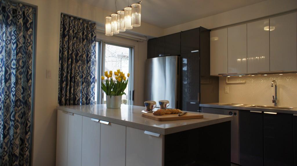 Contemporary Condo Kitchen Design MEI Kitchen Bath – Condo Kitchen