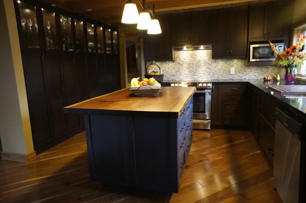 Country Kitchen 1024x681. Modern Country Kitchen