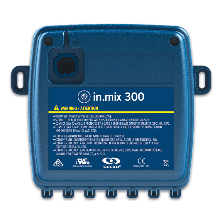 in.mix 300 de Gecko Alliance