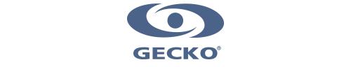 Logo Gecko bleu