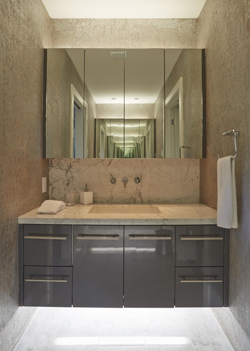 Magnificent Cabinet Hardware Houston Texas Contemporary - Bathroom ...