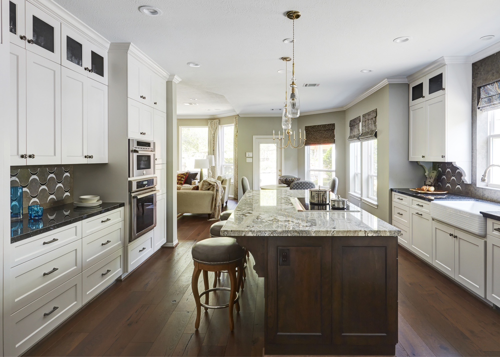 Stunning Transitional Kitchen