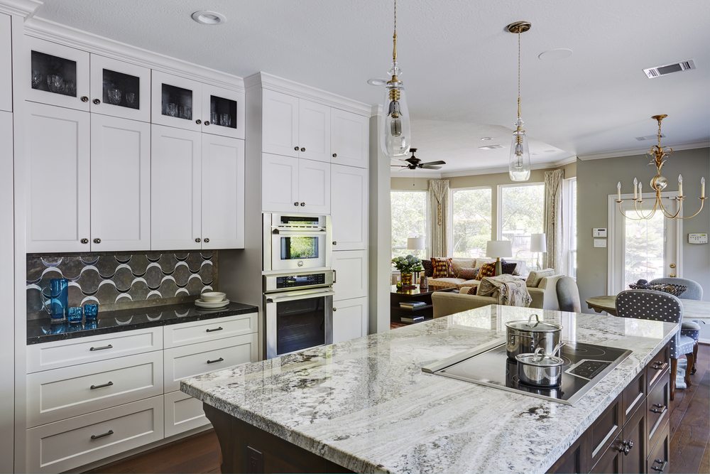Stunning Transitional Kitchen