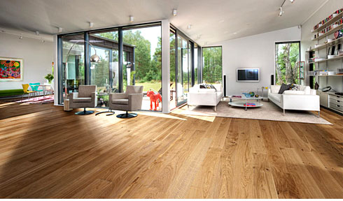 Kahrs Wooden Flooring options