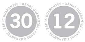 Kahrs 30 year tech guarantee