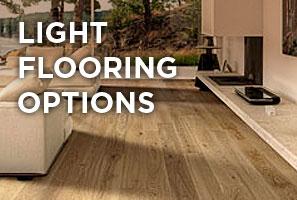 Light wooden floor options