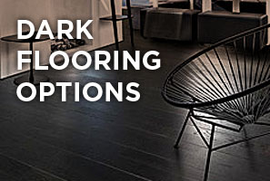 Dark wooden floor options